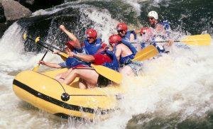 Rendez-vous en Dordogne pour des parties de rafting